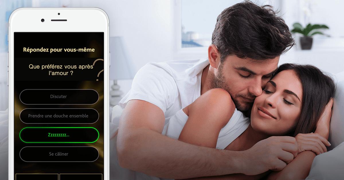 iPassion - questionnaires pour couple