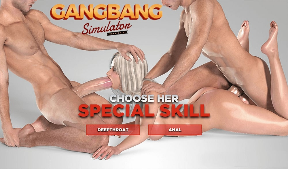 Jeu Gang Bang Simulator