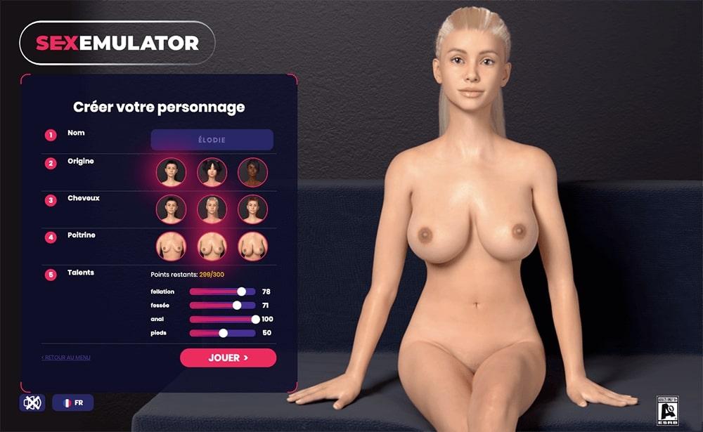 Sexgame Porno